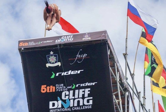 Punta Fuego Cliff Diving Cup